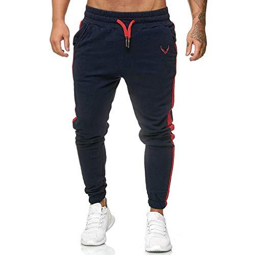 Sylar Pantalones Deportivos Hombre Pantalones Largos