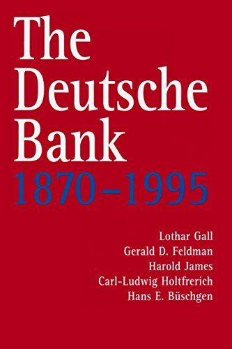 the-deutsche-bank-1870-1995-by-lothar-gall-28-sep-1995-hardcover