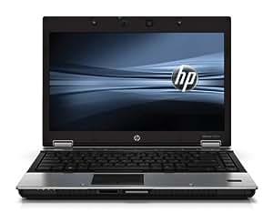 """HP EliteBook 8440p Core i5 520M / 2.4 GHz RAM 2 Go HDD 250 Go DVD±RW (±R DL) / DVD-RAM NVS 3100M Gigabit Ethernet LAN sans fil : 802.11 a/b/g/n (draft), Bluetooth 2.1 EDR TPM lecteur d'empreintes digitales, lecteur SmartCard Microsoft Windows 7 Ãdition Professionnelle 14""""  écran large TFT 1600 x 900 cam éra"""