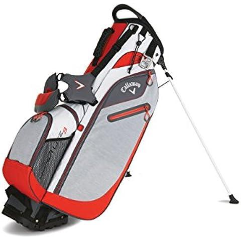 Callaway Hyper Lite 3 - Bolsa con trípode para golf