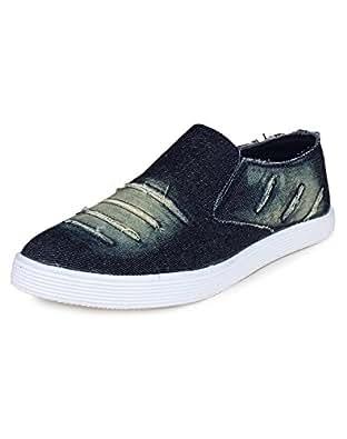 T-Rock Men's Blue Casual Shoes-7