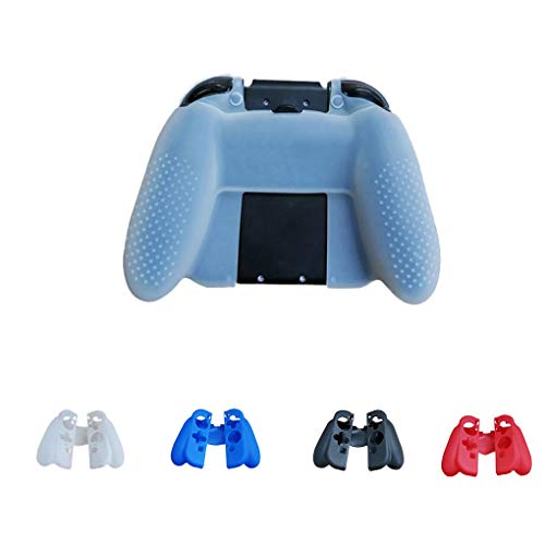 Rekkle Anti-Rutsch-Schutzhülle Ersatz für Nintendo Nintend Schalter NS Joy-Con-Controller Silikon Skin