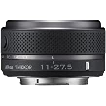 Nikon 1 Nikkor 11.0 - 27.5 mm - Objetivo para Nikon, negro