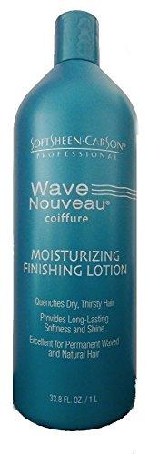 Soft Sheen-wave Nouveau (Softsheen Carson Wave Nouveau Moisturizing Finishing Lotion 1000ml (1L))