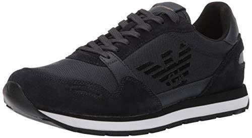 Emporio Armani Herren Sneaker Marine (52) 43,5