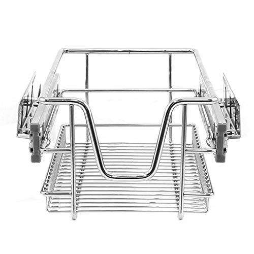 Kukoo - 3 Cestos Extraíbles para Mueble de Cocina de 30cm de...