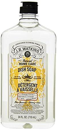 J. R. Watkins Liquid Dish Soap - 24 oz - Orange Citrus