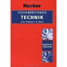 Taschenwörterbuch Technik, Englisch-Deutsch