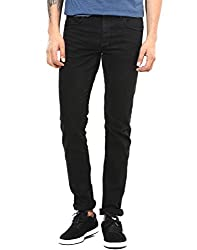 Jack & Jones Men Casual Jeans (5712835236640 Black 38W x 34L )