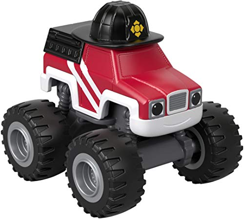 Blaze & The Monster Machines Die-Cast Fire Rescue Firefighter