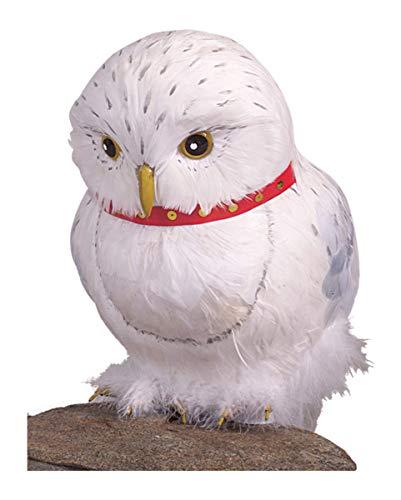 Harry Kostüm Potter Eule - Weiße Eule Hedwig aus Harry Potter