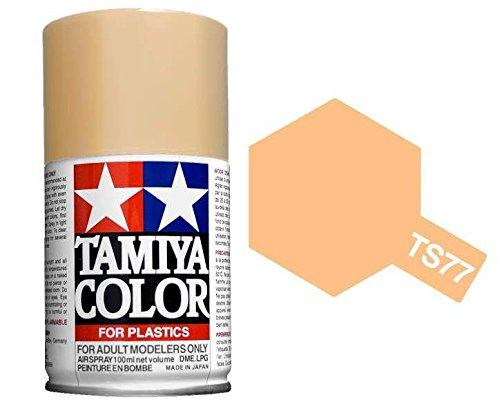 Tamiya 85077. Spray TS-77. Pintura esmalte color Carne 2