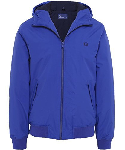 mens-fred-perry-coat-j8210-quilted-brentham-hooded-jacket-126-blue-l