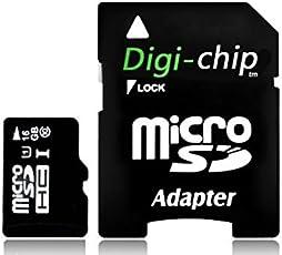 digi-chip 16scheda di memoria Micro-SD per Apeman, Vemont, Vtin, Victur, Crosstour, campark-occhiali & Camkong Action Cam fotocamere