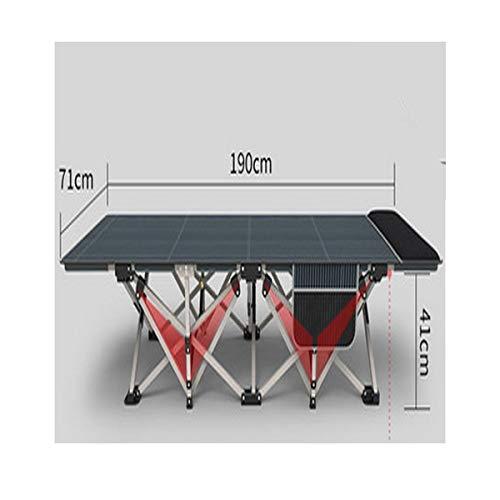 KPPTO Tisch und Stuhl, klappsitz, multifunktionale und einfache tragbare einzigen klappstuhl Beautiful Life (Style : F) -