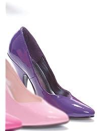 Killer Heels Scarpe da donna in PU  plastica Nero taglia UK 6 EU 39