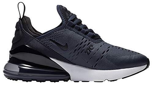 size 40 a1bb2 83026 Nike Air MAX 270 (GS), Zapatillas de Atletismo para Niños, (Midnight