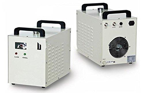 Gowe Industrie Luft Wasser Kühlschrank für Laser-Maschine Kühlung 60W 80W Laser Tube
