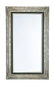 Miroir baroque à facettes 120 x 200 cm