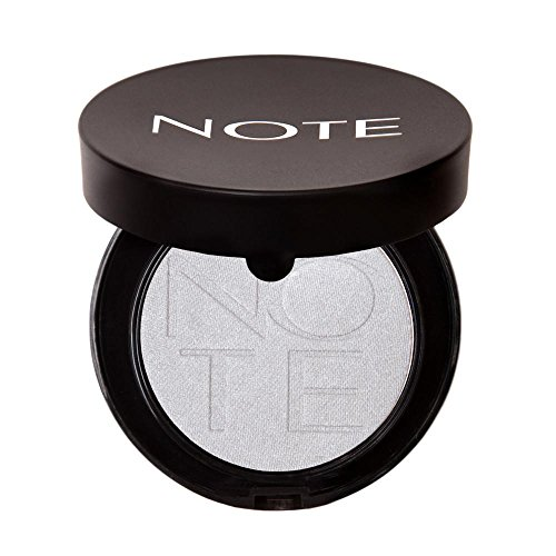 NOTE Cosmetics Luminous Lidschatten (Eyeshadow) Silk Mono - 16 - Pearl, Matte and Satin Finishes 4.5...