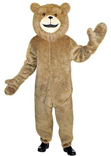 d das Film-Kostüm (Ted Kostüme Für Erwachsene)