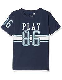 NAME IT Baby-Jungen T-Shirt Nmmdaplay SS Top