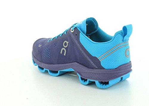 W Velvet On Blue Bleu Cloudsurfer Running 4qx1YE