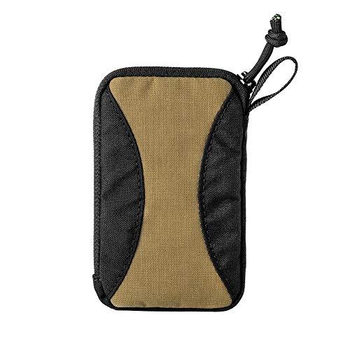 ¡Ve con OneTigris y disfruta de la vida al aire libre!    ¿Por qué elegir OneTigris Easy Carry EDC? Esta bolsa EDC con tarjetero y un asa con trabillas para facilitar su transporte. Puede sujetar fácilmente monedas, mini linterna, llaves y otros o...