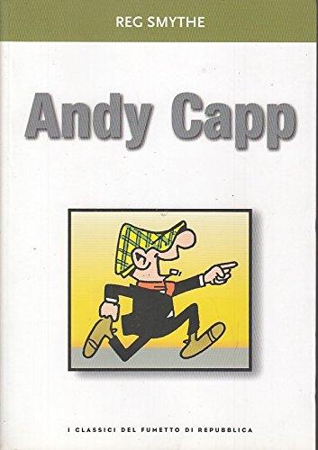 F- CLASSICI DEL FUMETTO DI REPUBBLICA N.59 ANDY CAPP - SMYTHE-- 2003 - B - MHX26