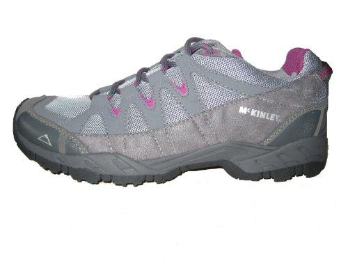 McKINLEY Multi-Schuh Stowe AQX W, d.grau/purple,36 - Purple Multi Schuhe
