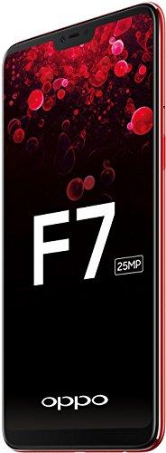 Oppo F7 (Red, 6GB RAM, 64GB)