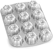 Nordic Ware Pro Cast Bundt Brownie Pan (52824)