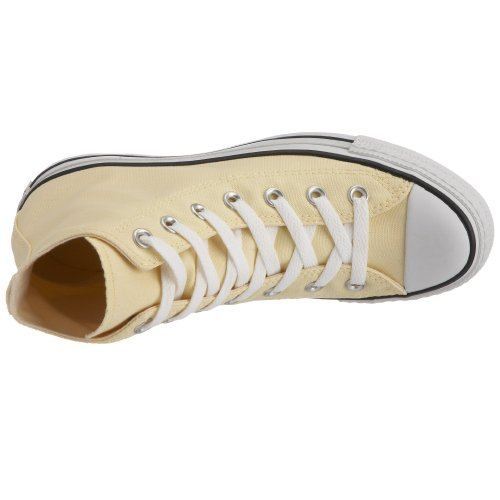 Converse AS HI CAN OPTIC. WHT M7650, Unisex-Erwachsene Sneaker Gelb
