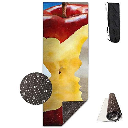 Bag shrot - Esterilla de Yoga Antideslizante, diseño de Elefantes, 61 x...