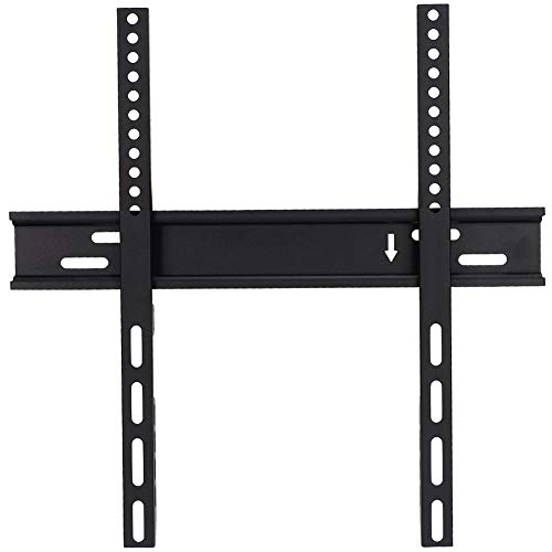 Mavis Laven TV Wandhalterung, Universal Wandhalterung Ständer Halterung Ultra Strong Double Arm Fixed TV Halter Rack für 17-42 Zoll LCD LED TV Display (42 Zoll Led-tv Von Sanyo)