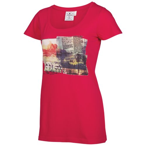 Chiemsee t-shirt top 1060010 gaby 1060010 Rose - Rouge