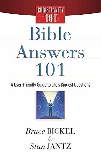 Bible Answers 101 (Christianity 101)