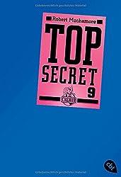 Top Secret 9 - Der Anschlag (Top Secret (Serie), Band 9)