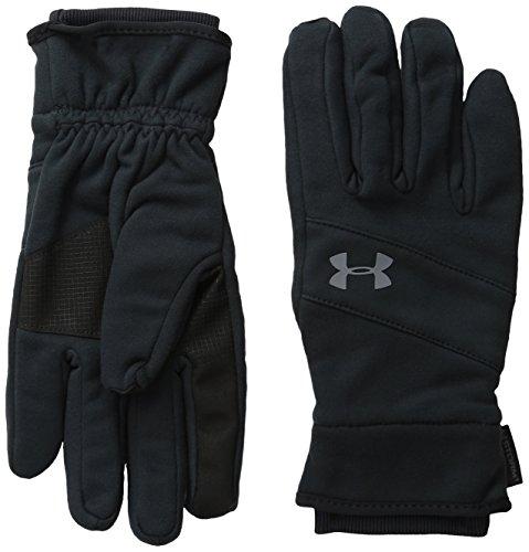 Under Armour Storm CGI Elements Fleece Glove schwarz, Schwarz, XL (Element-fleece-handschuhe)