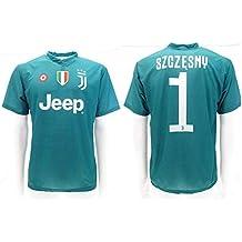 9f8dedcf1a39f Camiseta de Fútbol Wojciech SZCZĘSNY Portero 1 Juventus Home Temporada 2018-2019  Replica Oficial con