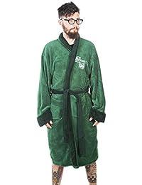 Fleece vert hommes Breaking Bad Heisenberg peignoir