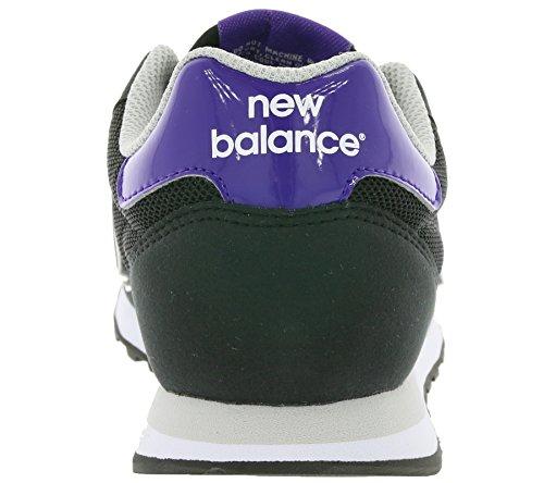 New Balance 500 - Scarpe da Ginnastica Basse Donna PB BALCK-PINK