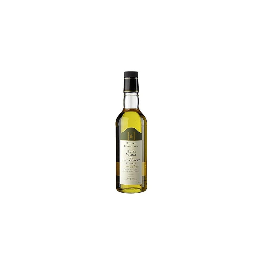 Huilerie Beaujolaise Erdnussl Gerstet Auslese Virgin 500 Ml
