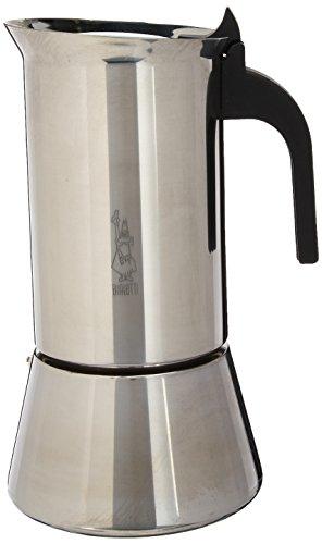 Bialetti Venus Stainless steel - moka pots (Stainless steel, Stainless steel)