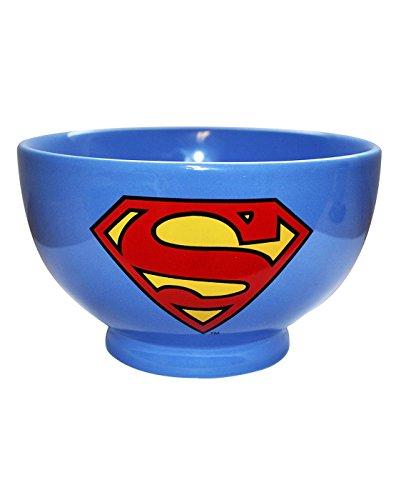 Unisex-Erwachsener - Official - Superman - Schüssel