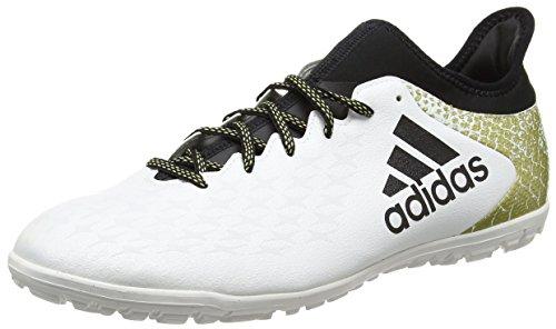 TF Core adidas 16 Metallic Trainingsschuhe Gold X White Black Herren Weiß Fußball Ftwr 3 rIfwIvxq