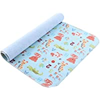 babylaza para bebé impermeable lavable para cambio de pañales Mat Pad ...