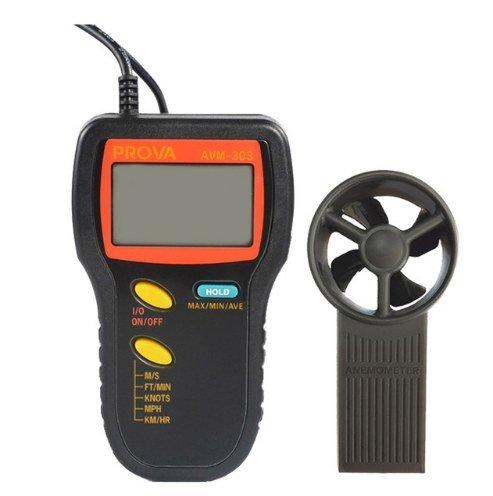 Gowe Air Temperaturmessung Wind Anemometer Wind Speed Test Wind Meter