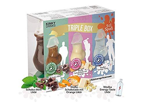 Kleiner Spritzer Triple Box -