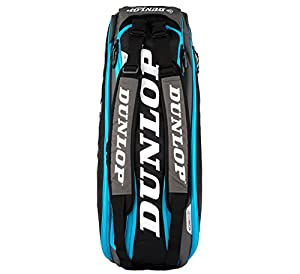 Dunlop Tac Performance 8 Racket Bag Review 2018 from Dunlop